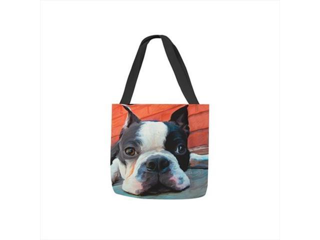 Manual 18-Inch Paws /& Whiskers Tote Bag Bulldog Baby
