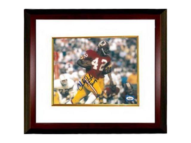 cheap for discount b407c dfb39 Charley Taylor signed Washington Redskins 8X10 Photo HOF 84 Custom Framed -  Newegg.com