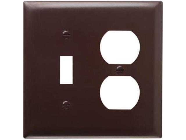 PASS /& SEYMOUR TP8WCC100 1 Gang Wall Plate White