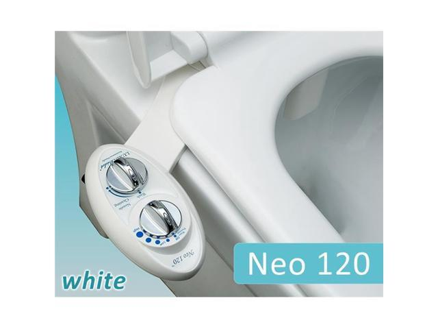 Awe Inspiring Luxe Bidet Bidetneo120Sww Neo 120 Single Nozzle Bidet White On White Camellatalisay Diy Chair Ideas Camellatalisaycom