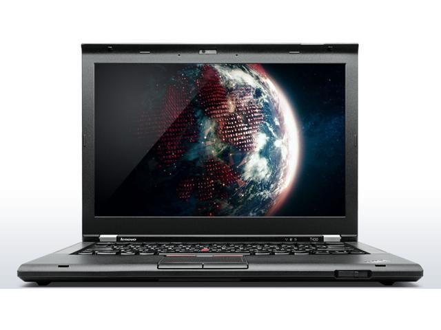 Refurbished: Lenovo Thinkpad T430 2344-BNU Notebook - i5 3320M (2 6GHz) 8GB  180GB - Win7 Pro 64 Bit - Newegg com