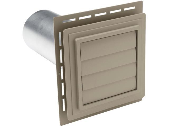 Alcoa Home Exteriors Clay Exhaust Vent EXVENT PC