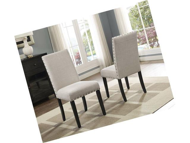 Dining Room Table With Nailheads 2