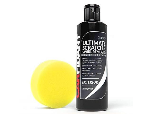 Carfidant Black Car Scratch Remover Ultimate Scratch and Swirl Remover for  Black and Dark Paints Polish amp Paint Restorer Easily Repair Paint