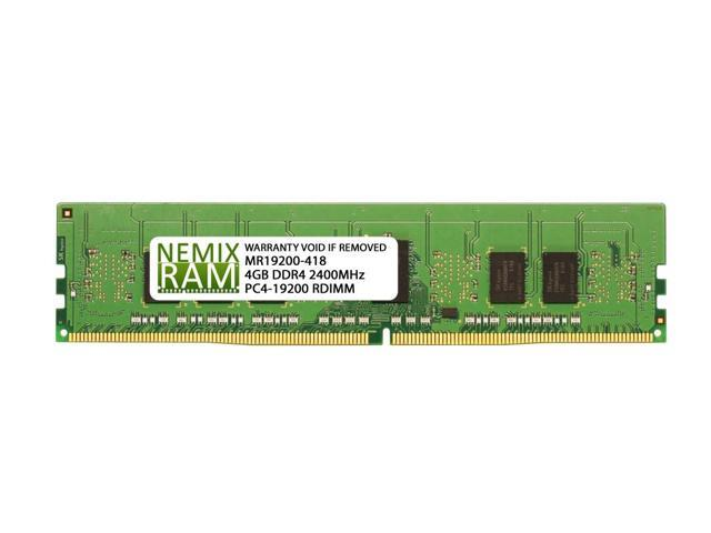 Dell Compatible SNP7XRW4C//16G A8661096 16GB NEMIX RAM Memory for PowerEdge Servers