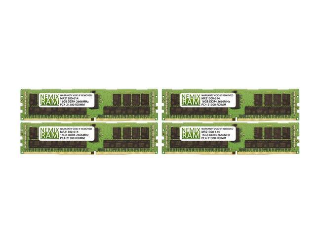 64GB 4x16GB Nemix Ram Memory for iMac w//Retina 5K Display 27-inch Early 2019 19,1