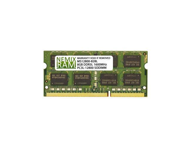 16GB Kit 2 x 8GB Memory for ASUS ROG G750JM DDR3L 1600MHz PC3L-12800 SODIMM RAM PARTS-QUICK Brand