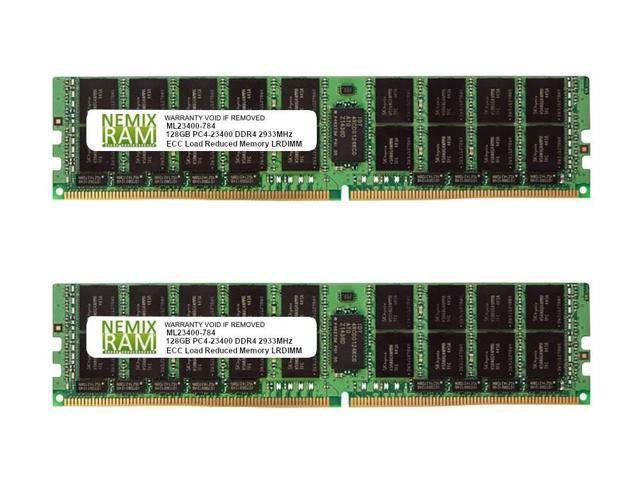 32GB DDR4-2666 PC4-21300 RDIMM Memory for Supermicro H11SSL-C AMD EPYC by Nemix Ram