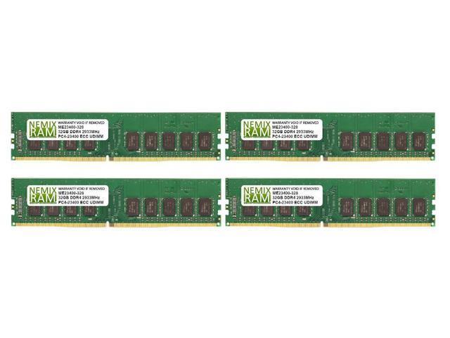 NEMIX RAM 32GB Replacement for Samsung M391A4G43AB1-CVF DDR4-2933 ECC UDIMM 2Rx8