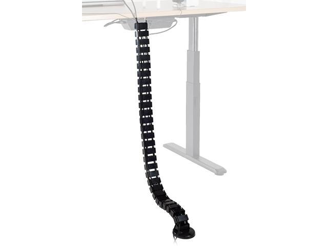 Vivo Vertebrae Cable Management Kit Height Adjustable Desk