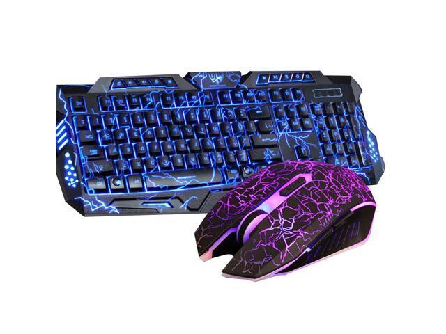Red DADUIZHANG Profession Game Mechanical 87 Key RGB Backlit Gaming Keyboard Illuminated Keyboard for Overwatch Gaming /& Typing