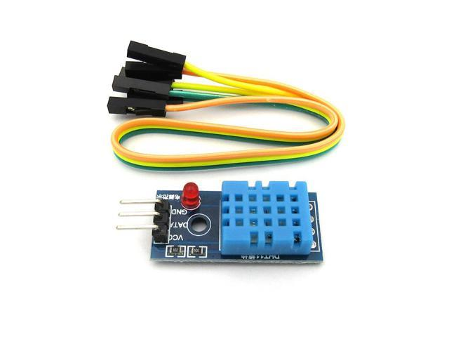 DHT11 Temperature And Relative Humidity Sensor Module Output Digital H9R6