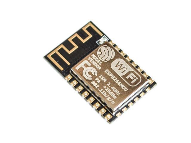 ESP8266 ESP-12F Remote Serial Port WIFI Wireless 2.4GHz-2.5GHz Module Adapter