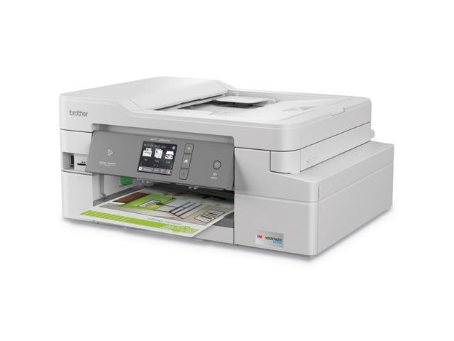 Brother MFC-J995DW INKvestment Tank Duplex Color All-in-One Inkjet Printer  with Mobile Printing and Up to 1-Year of Printing Included - Newegg com