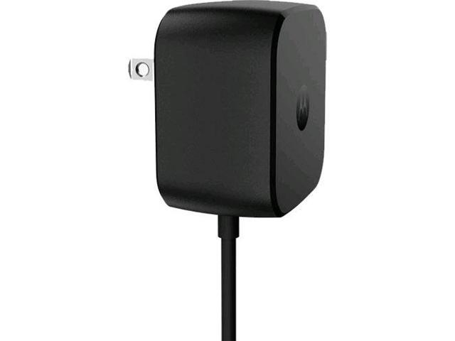 Motorola TurboPower 30W USB Type-C Wall Charger SPN5912A for Moto Z Droid  and Moto Z Force Droid - Black - Newegg com