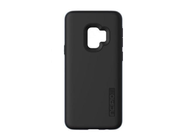 sale retailer 0074e 384a9 Incipio DualPro Samsung Galaxy S9 Case with Shock-Absorbing Inner Core &  Protective Outer Shell for Samsung Galaxy S9 (2018) - Black - Newegg.com