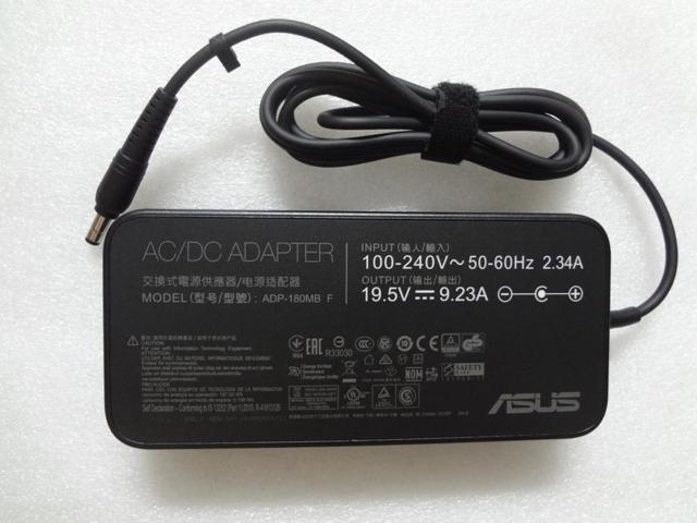 Slim Genuine Original for ASUS 19.5V 9.23A 180W Rog G46V G46VM G46VW G46 Charger - Newegg.com