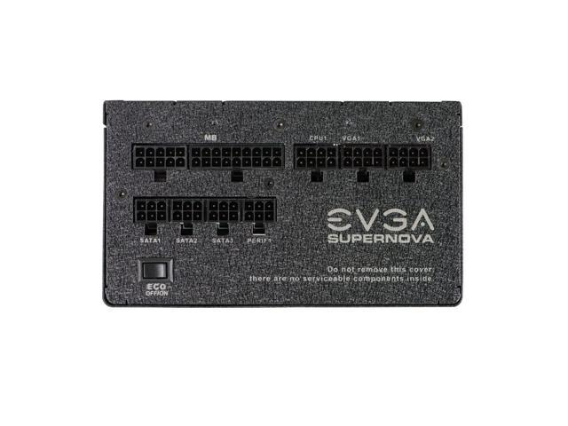 80+ GOLD EVGA SuperNOVA 550 G2 220-G2-0550-Y1 Fully Modular 7 Year Warranty