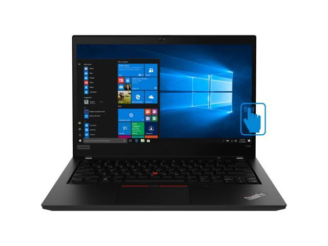 "Lenovo ThinkPad T490 Home and Business Laptop (Intel i7-8565U 4-Core, 16GB RAM, 256GB PCIe SSD, 14.0"" Touch  Full HD (1920x1080), Intel UHD 615, Fingerprint, Wifi, Bluetooth, Webcam, Win 10 Home)"