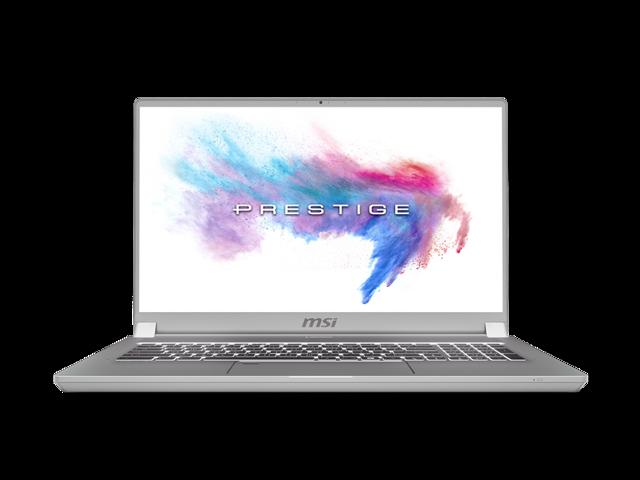 MSI P75 Creator Gaming and Entertainment Laptop (Intel i9-9880H 8-Core,  32GB RAM, 2x1TB PCIe SSD RAID 0 (2TB), 17 3