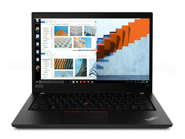 "Lenovo ThinkPad T490 Home and Business Laptop (Intel i7-8565U 4-Core, 16GB RAM, 512GB m.2 SATA SSD, 14.0"" Touch  Full HD (1920x1080), Intel UHD 615, Fingerprint, Wifi, Bluetooth, Webcam, Win 10 Pro)"