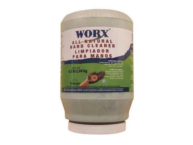 Worx all natural hand cleaner almond tree pictures