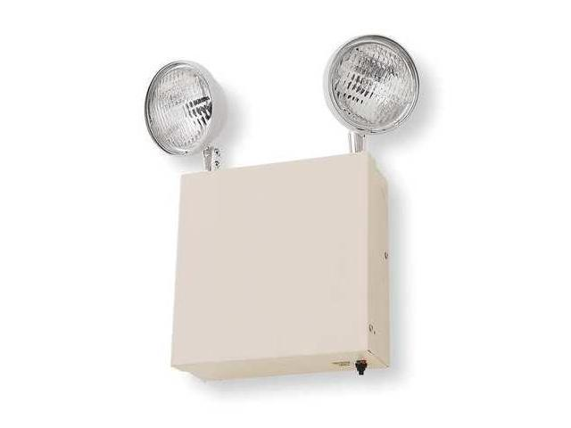 Emergency Light ACUITY LITHONIA 2 Halogen Lamps