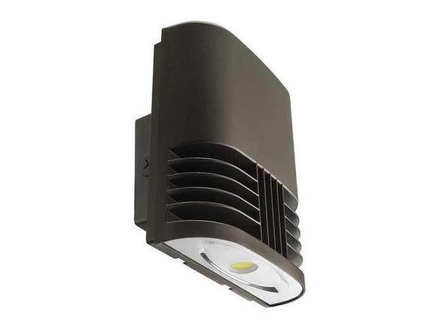 Lithonia Lighting Olwx1 Led 40w 50k Ddb M4 Led Wall Pack 40w 120 277v 4080l