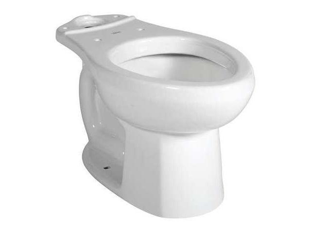 Round 1.28 gpf AMERICAN STANDARD 3128001.020 Toilet Bowl