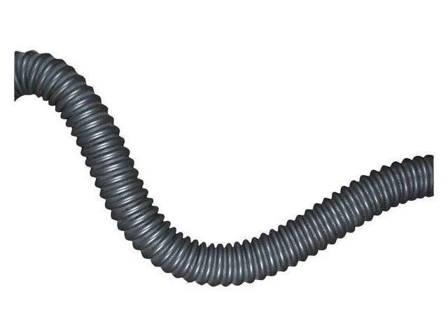 x 25 ft 0337-0150-0001 HI-TECH DURAVENT Ducting Hose,1-1//2 In L,Rubber