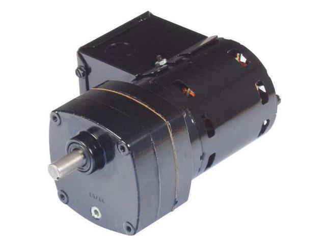 AC Gearmotor,13 rpm,Open,115V DAYTON 1LPN2