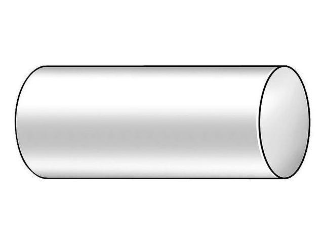 ZORO SELECT 2HJH8 Rod,Steel,1018,5//8 In Dia x 3 Ft L