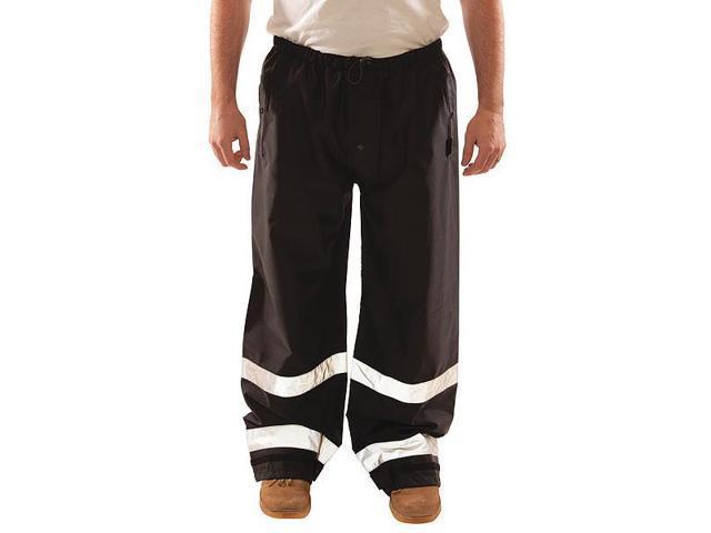 TINGLEY P67013 Stormflex Rain Pants Black Unrated L