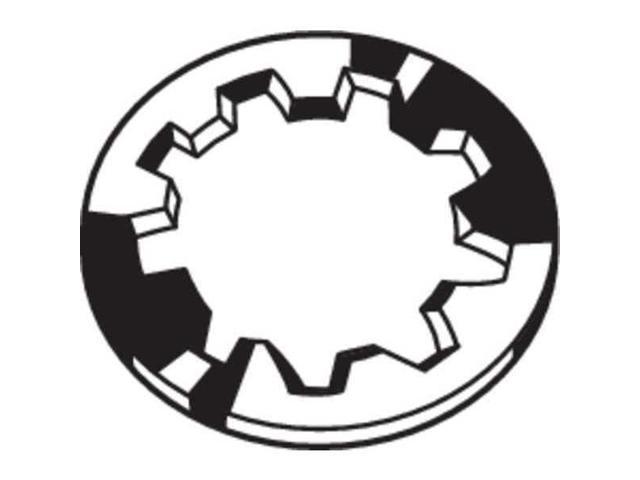 "FABORY U37420.062.0001 5//8/"" x 1.045/"" OD Steel Zinc Plated Finish External Tooth"