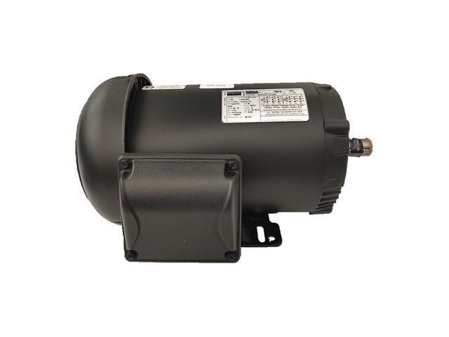 DAYTON 36VF72 GP Motor,TEFC,2 HP,1755 rpm,7//8in dia.
