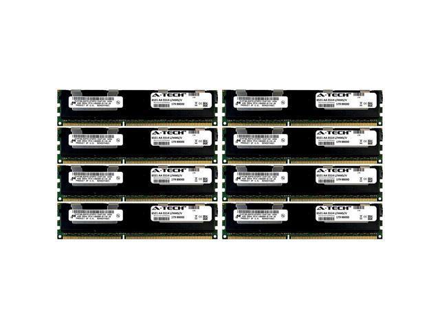 32GB Kit 8x 4GB HP Proliant BL460C BL420C BL660c DL160 DL360E G8 Memory Ram
