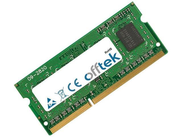 DDR3-12800 OFFTEK 2GB Replacement RAM Memory for Toshiba Satellite C75D-B Laptop Memory PSCLEU-006004