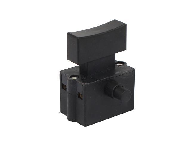 Electric Hand Drill Trigger Switch Black