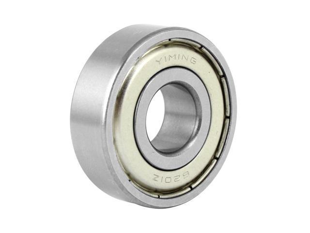 6005Z Quality Rolling Bearing ID//OD 25mm//47mm//12mm Ball