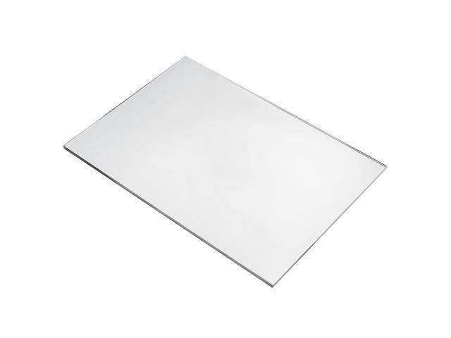 Global Bargains Clear Plastic Perspex Acrylic Plexiglass Sheet A5 Size  148mm x 210mm x 1mm - Newegg com