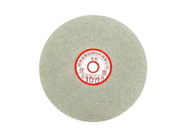 6-inch Grit 100 Diamond Coated Flat Lap Wheel Grinding Sanding Polishing  Disc - Newegg com