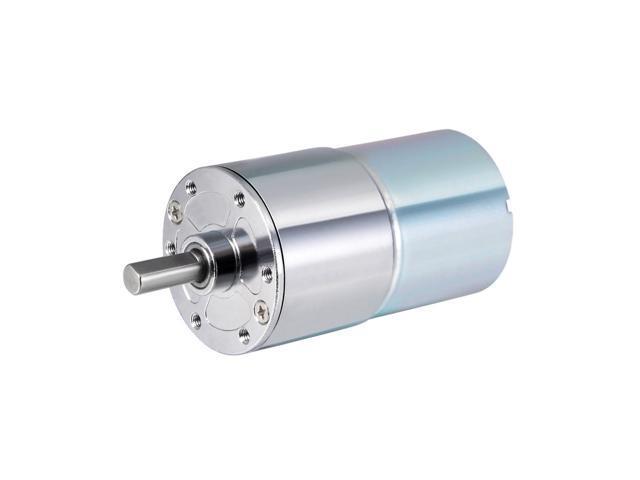 12V 200RPM Electric Gearbox DC Gear Motor Centric Output Shaft High Torque