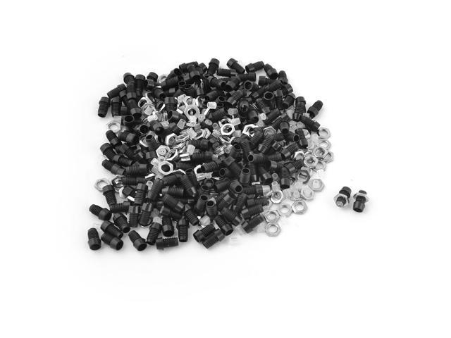 Unique Bargains 200 Pcs Spacer Insert 3mm Plastic LED Diode Holders  Replacements - Newegg ca