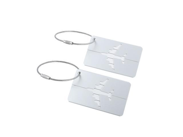 Mount Fuji Handbag Tag For Travel Bag Suitcase Accessories 2 Pack Luggage Tags
