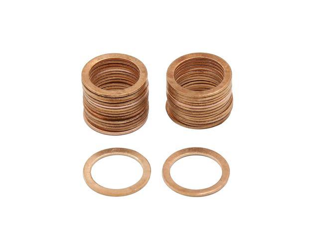 Automotive Plumbing Solutions Copper Crush Washers