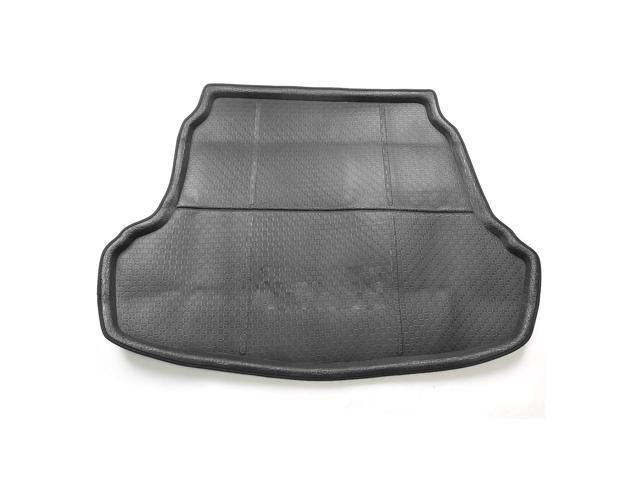 Black Suv Van Rubber Trunk Cargo Floor Mat Auto Liner For 2011 2015 Hyundai Sonata Newegg Com