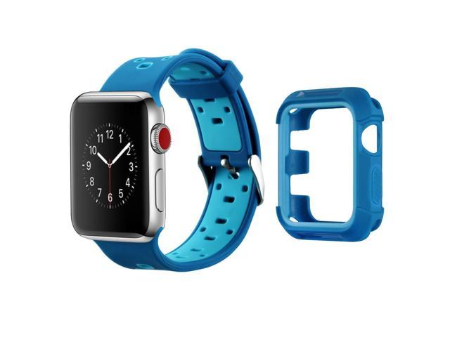 8ae5c8c0a28 Compatible Apple Watch Band with Case 38mm