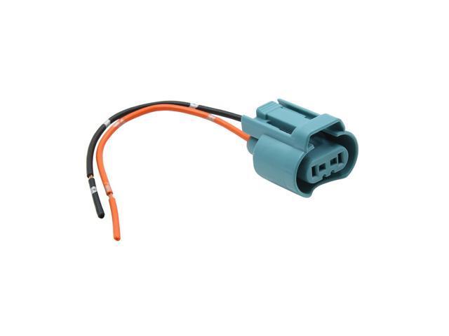 DC 12V Blue 9005 Auto Car Headlight Socket Wiring Adapter Connector Headlight Connector Wiring on