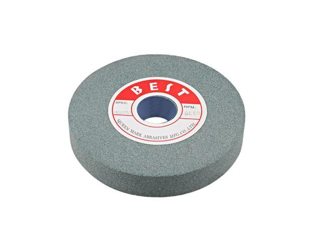 Fine 6 Inch Bench Grinding Wheels Green Silicon Carbide Gc 80 Grit For Surface Grinding Newegg Com Gmtry Best Dining Table And Chair Ideas Images Gmtryco