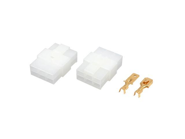 U042d U043b U0435 U043a U0442 U0440 U043e U043d U0438 U043a U0430   29   Male And Female Wire Harness Connectors
